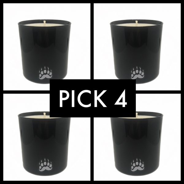 Candle Gift Set- Pick 4