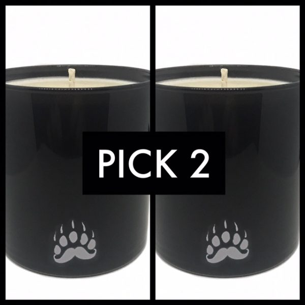 Candle Gift Set- Pick 2